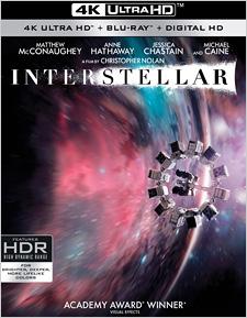 Interstellar (4K UHD Review)