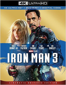 Iron Man 3 (4K UHD Review)
