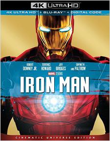 Iron Man (4K UHD Review)