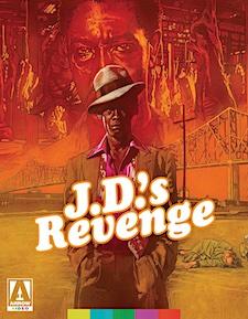 JD's Revenge (Blu-ray Review)