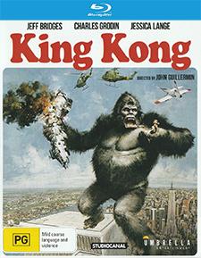King Kong (1976 – Region B) (Blu-ray Review)