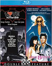 Love at First Bite / Once Bitten (Double Feature)