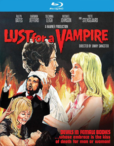 Lust for a Vampire (Blu-ray Review)