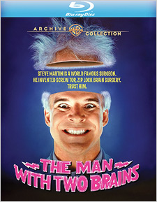 Man with Two Brains, The (Blu-ray Review)