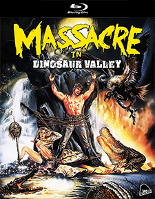 Massacre in Dinosaur Valley (Blu-ray Review)