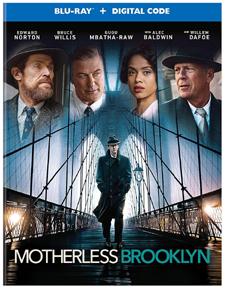 Motherless Brooklyn (Blu-ray Review)
