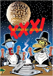 Mystery Science Theater 3000: Volume XXXI – The Turkey Day Collection
