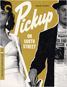 Pickup on South Street (Blu-ray Review)