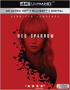 Red Sparrow (4K UHD Review)