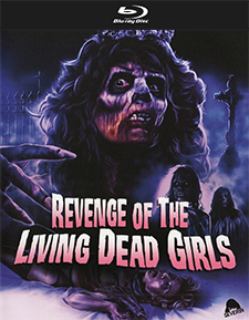 Revenge of the Living Dead Girls (Blu-ray Review)