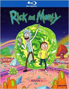 Rick and Morty: Season 1 (Blu-ray Review)