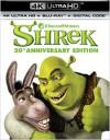 Shrek: 20th Anniversary Edition (4K UHD Review)