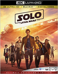 Solo: A Star Wars Story (4K UHD Review)