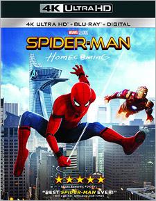 Spider-Man: Homecoming (4K UHD Review)