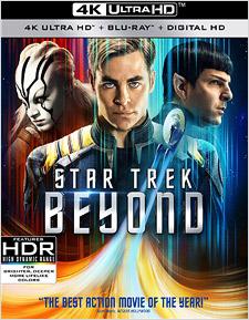 Star Trek Beyond (4K UHD Review)