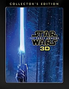 Star Wars: The Force Awakens 3D – Collector's Edition (Blu-ray Review)