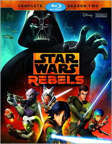 Star Wars: Rebels – Complete Season Two (Blu-ray Review)
