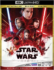 Star Wars: The Last Jedi (4K UHD Review)