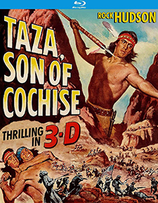 Taza, Son of Cochise (Blu-ray 3D Review)