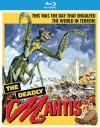 Deadly Mantis, The (Blu-ray Review)
