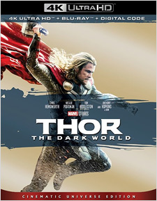 Thor: The Dark World (4K UHD Review)