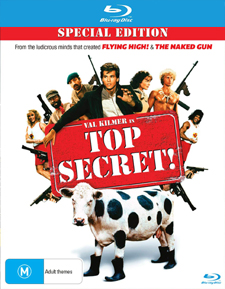 Top Secret!: Special Edition (Blu-ray Review)