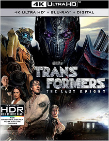 Transformers: The Last Knight (4K UHD Review)