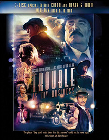 Trouble is My Business (Blu-ray Review)