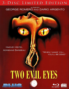 Two Evil Eyes: Limited Edition (Blu-ray Review)