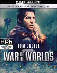 War of the Worlds (2005) (4K UHD Review)