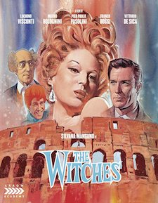 Witches, The: Special Edition (Blu-ray Review)