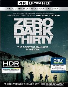Zero Dark Thirty (4K UHD Review)